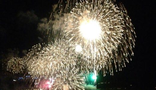 秋の江ノ島花火大会